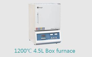 1200°C箱式炉